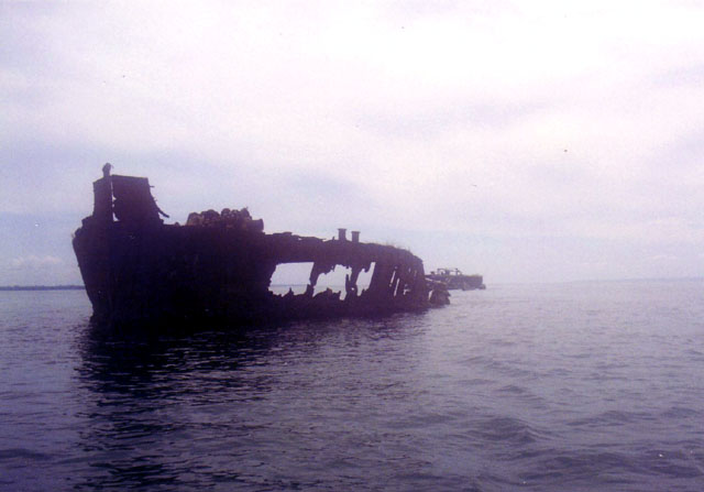 WW2 Shipwrecks http://www.colours.dk/anders/diving/wrecks/kao/kao.html